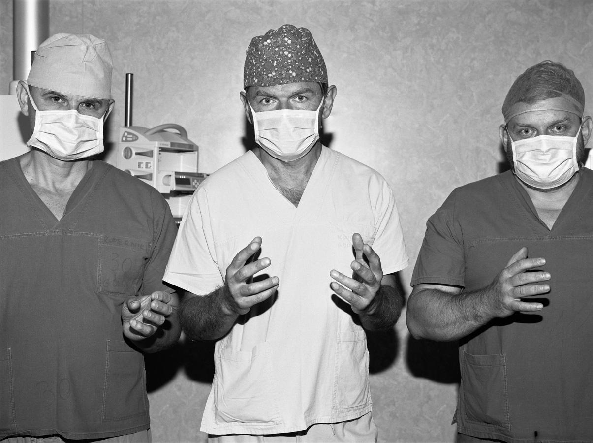 05 chirurdzy w ramce